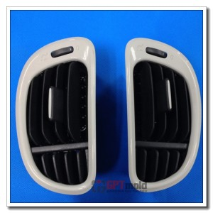 Auto Plastic Parts for air conditioning housing